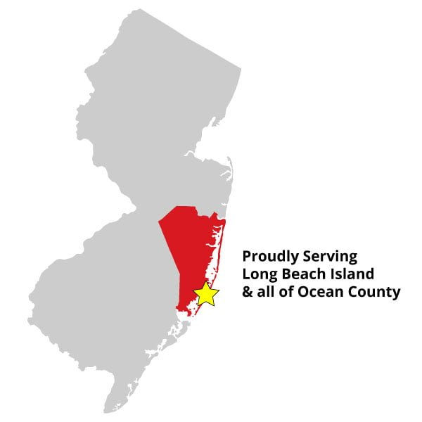 Proudly serving Long Beach Island and all of Ocean County, NJ