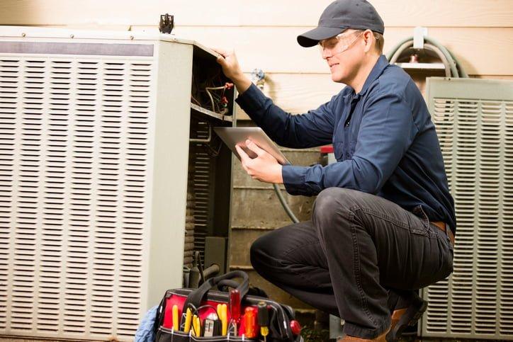 Air conditioning repair LBI