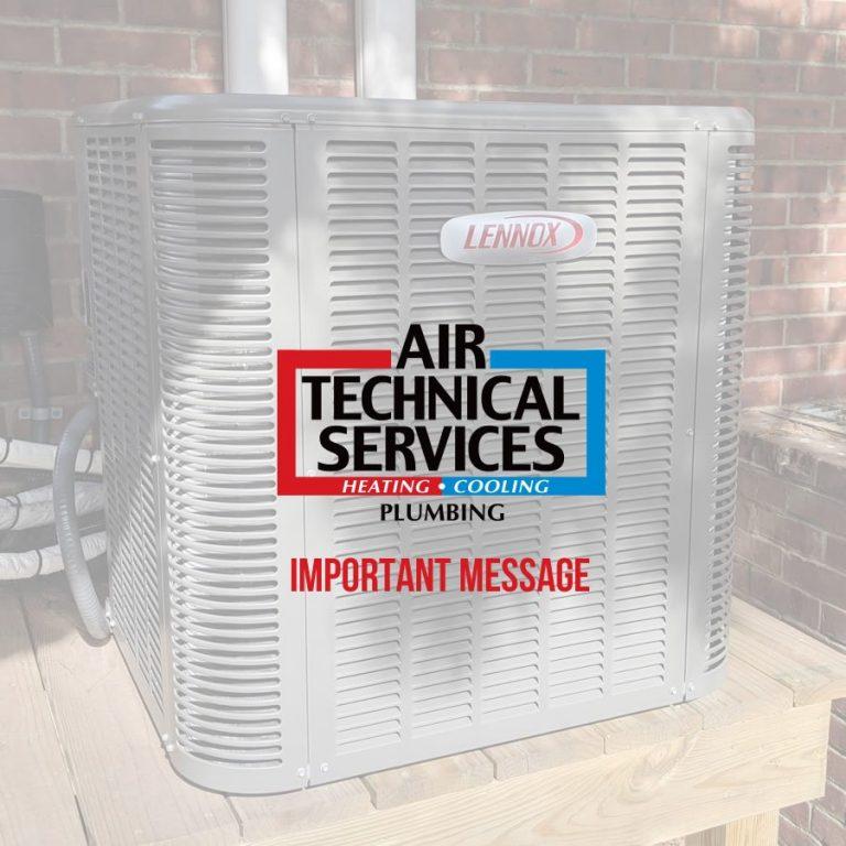HVAC LBI Message