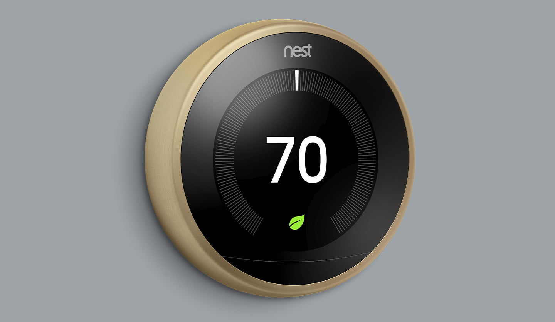Nest Thermostat Installation on LBI