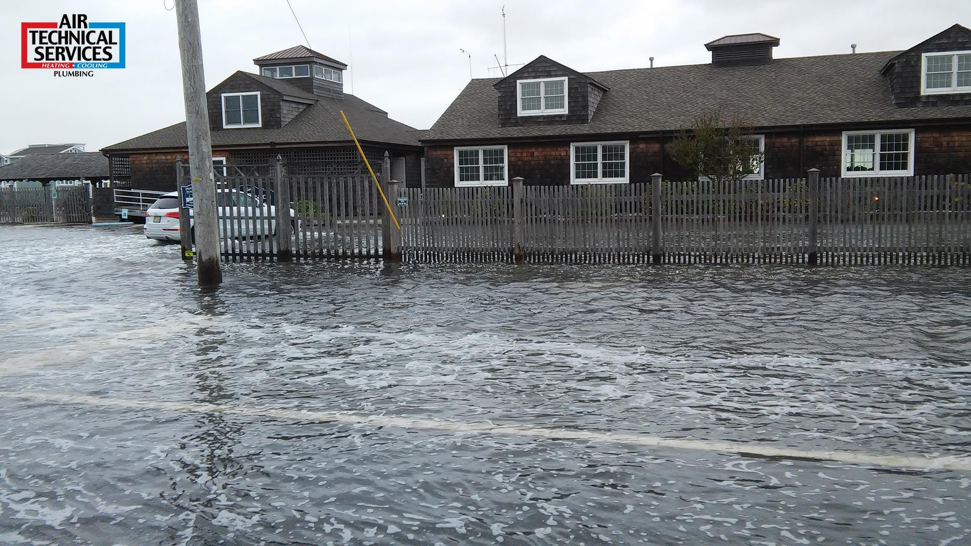 LBI Flooded
